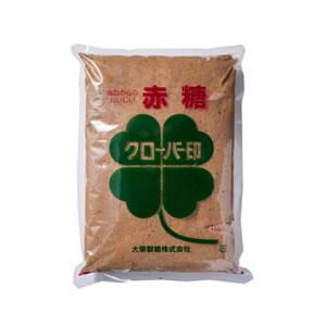赤糖 | 製品案内 - 大東製糖【含蜜糖の製造と販売】