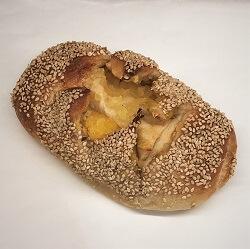 安納いもとりんごのフランスパン