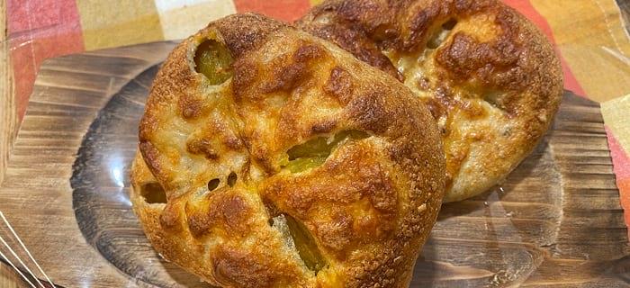 安納いもとチーズのカンパーニュ