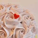 ストロベリーロゼッタケーキ