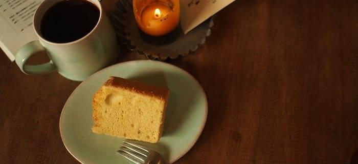 マルハチ珈琲焙煎舎 バニラシフォン