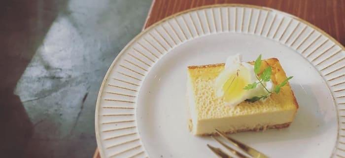 雨音 セロリのチーズケーキ