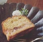 紅玉(りんご)のケーキ