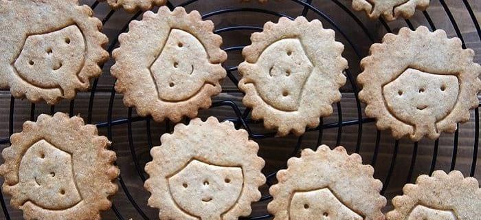 おやつのhaco 全粒粉入りクッキー