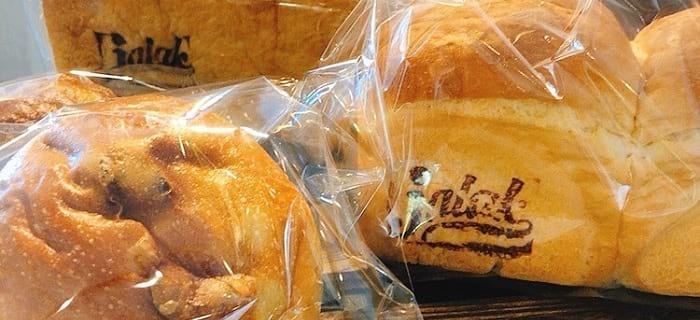 ジャラク コーヒー&カカオ 食パン