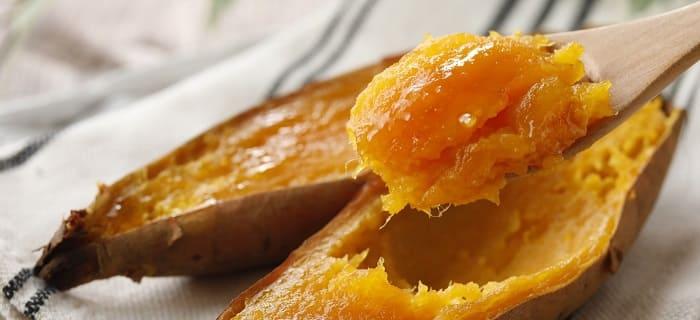 冷凍焼き芋